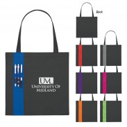 Water-Resistant Non-Woven Colony Tote Bag