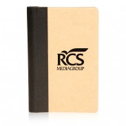 3.6 x 5.5 in Hard Cover Recycled Notebooks