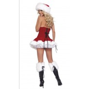 Adult Christmas costume for cosplay