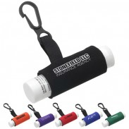 Clip-It Neoprene Lip Balm Holder