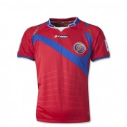 Costa Rica 2014 Youth Home Soccer Jersey