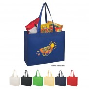 Customized Matte Laminated Non-Woven Shopping Bag