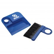 Desk Cleaning Brush & Dust Pan