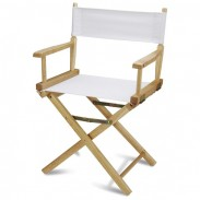 Directors Chair - Table Height - Blank