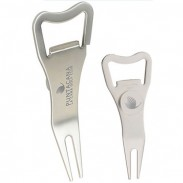 Divot Tool with Bottle Opener