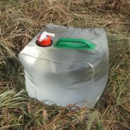 360OZ PVC Folded Outdoor Large Water Bag