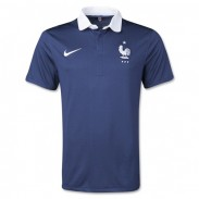 France 2014 Home Soccer Jersey