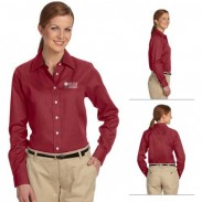 Ladies' Advantage Twill Shirt