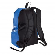 Large Zippered 210D Poly Backpack