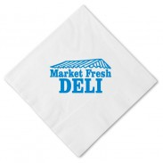 Luncheon Napkin - 3-ply - White - Low Qty