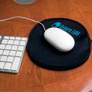 Mouse Pad & Pouch