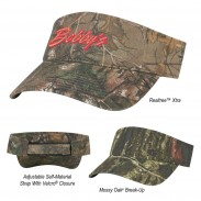 Outdoor CapRealtree™ And Mossy Oak® Camouflage Visor