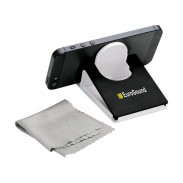Phone & Tablet Stand with Microfiber Cloth