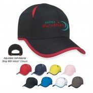 Customized Gray Polyester Baseball Sports Standard Hit-Dry Cap