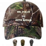 Printing Camouflage Cotton Twill Cam Outdoor Cap