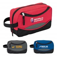 Promo Durable 600D Toiletry Bag