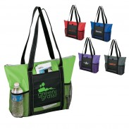 Promo Heat Sealed PEVA Lining Cooler Tote Bag