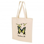Promo Natural Canvas Tote Bag