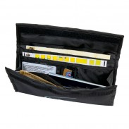 Promo Padded Microfiber Travel Wallet