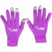 Promotional Acrylic Custom Touch Screen Gloves