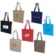 Promotional Colored Cotton Tote Bag