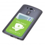 Promotional Silicone Phone Wallet