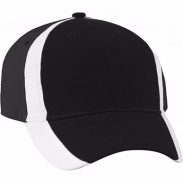 Promotional Cotton Sports Visors Curve Cap