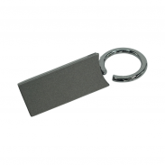 Pull and Twist Rectangular Key Chain
