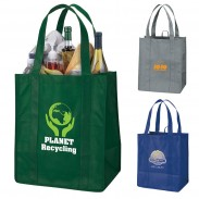Recyclable Easy Storage Shopping Bag