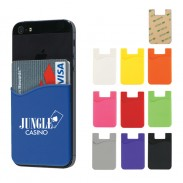 Smartpocket Silicone Card Sleeve Mobile Sleeve