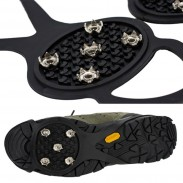 Spikes For Shoes Anti Slip Ice Gripper Shoes Crampons