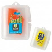Travel Ear Plugs in Case