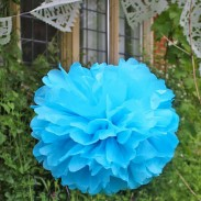Out-door Paper Decoration