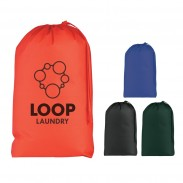 Water-Resistant Polypropylene Non-Woven Laundry Bag
