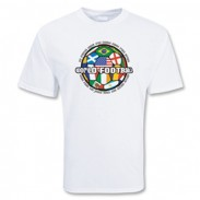 World Football T-Shirt (White)