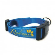 Digitally Sublimated Pet Identification Collar