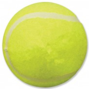 Full Color Pet Tennis Ball
