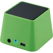 Iphone Plastic Pop Box Bluetooth Speaker with  multicolor
