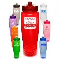 Cheap Plastic Water Bottles Custom Personalized with Your Printed Logo