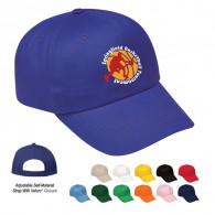 Customized Carolina Blue Cotton  Visors Price Buster Standard Cap
