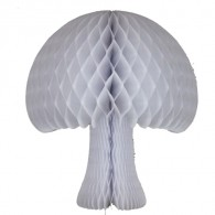 Honeycomb Ball Paper Decoration-Honeycomb Mushrooms
