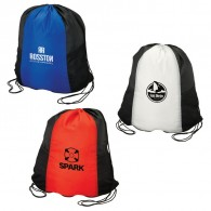 Promotional 210D Material Drawstring Bag