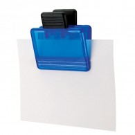 Plastic Memo Clip Holder With Magnet
