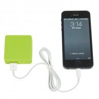 Power Bank With Rubber Finish