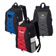 Promo Durable 600D Material Backpack