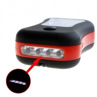 Compact 24 LED Work Light and 4 LED Flash light