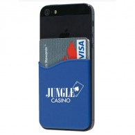 Silicone Adhesive Custom Wallets for Cell Phones