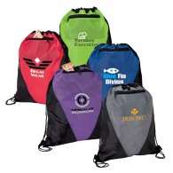 V Shape Design Drawstring Sportpack