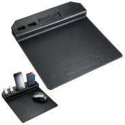 Mouse Pad with Phone Holder