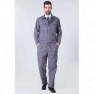 Men's Performance Tech Long Sleeve Work Suit